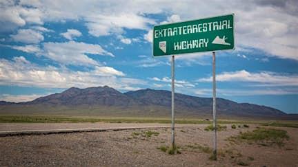 Where to spot a UFO