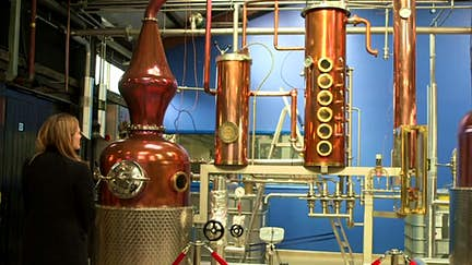 Distilleries around the world