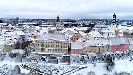 Why you should visit Tallinn in winter