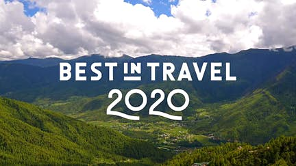 The best destinations to visit in 2020