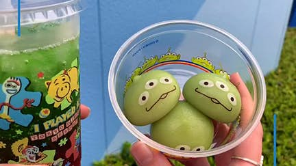 Tokyo Disney food you have to try