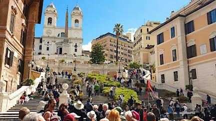 Explore iconic Rome