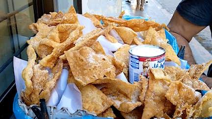 A street food tour through Old Havana