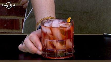 Destination Drinks:  Italian Negroni