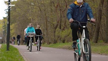 Biking surges in popularity worldwide