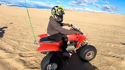 Exploring Oceano Dunes