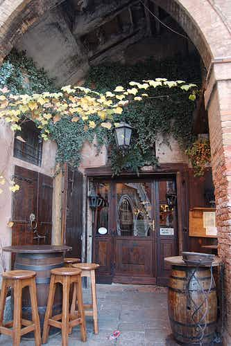 Venice cicheti (bar snacks) for beginners