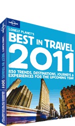 Lonely Planet's top countries for 2011