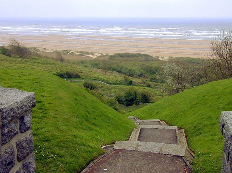 Weekend getaway: beaches and battlefields in Normandy