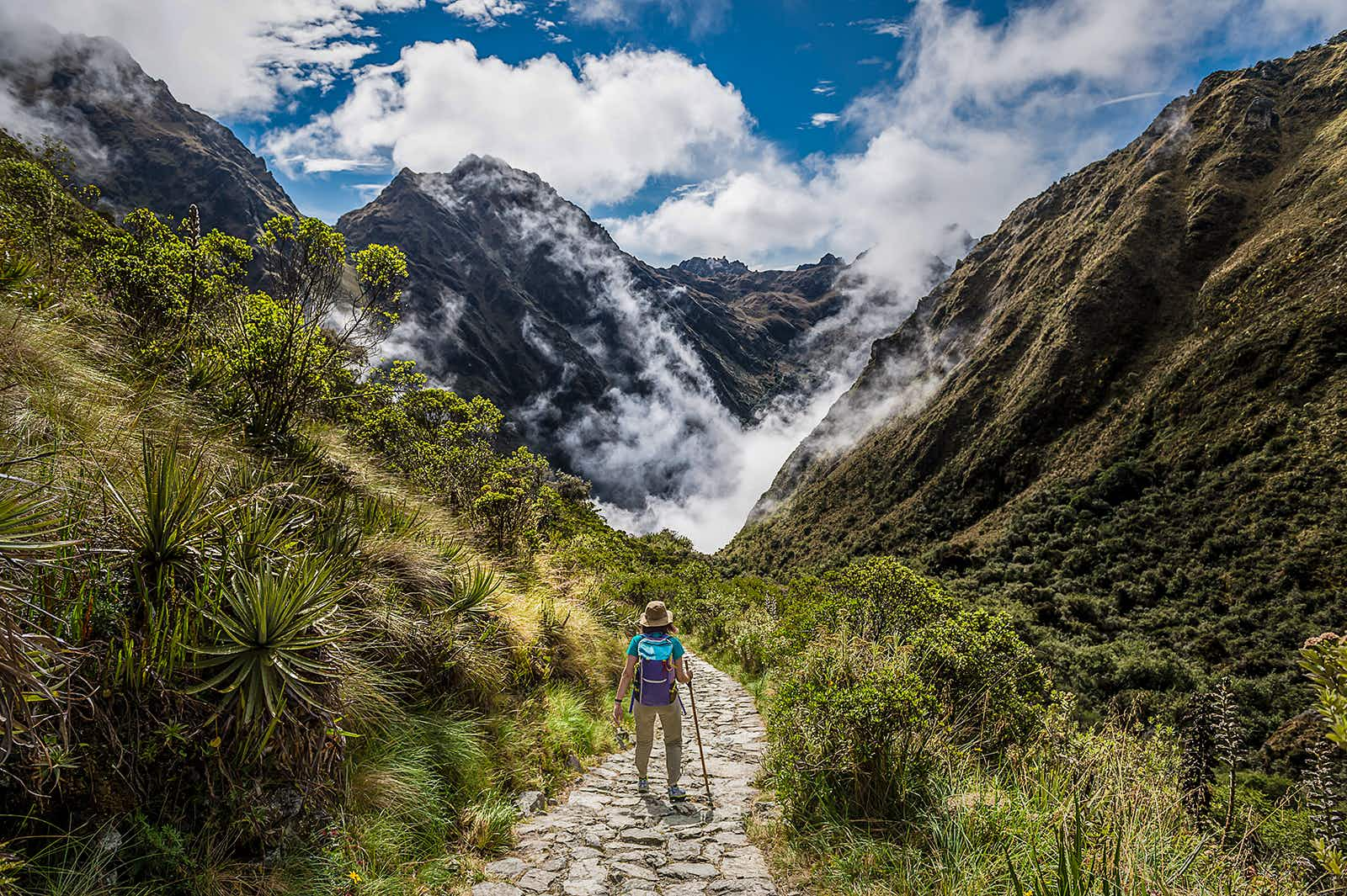 Make sure you do some planning before you head down to the Inca Trail © sharptoyou / shutterstock