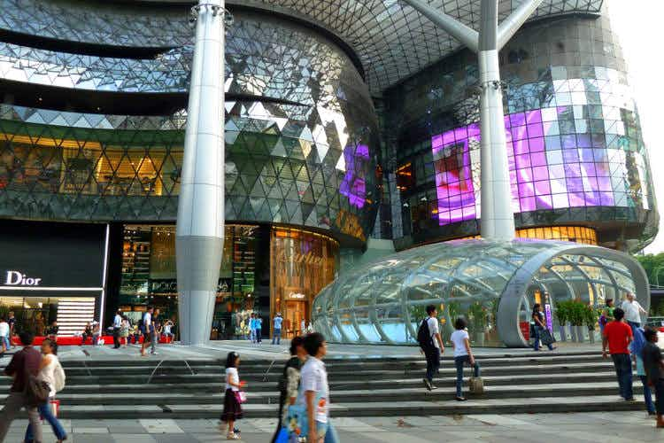 A guide to Singapore's shopping strips