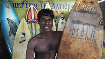 Bangladesh's surfing surprise