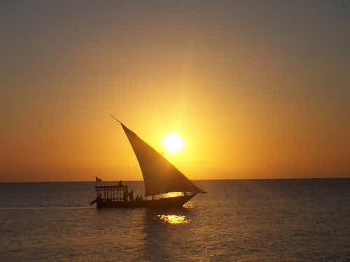 Where to sail into the sunset
