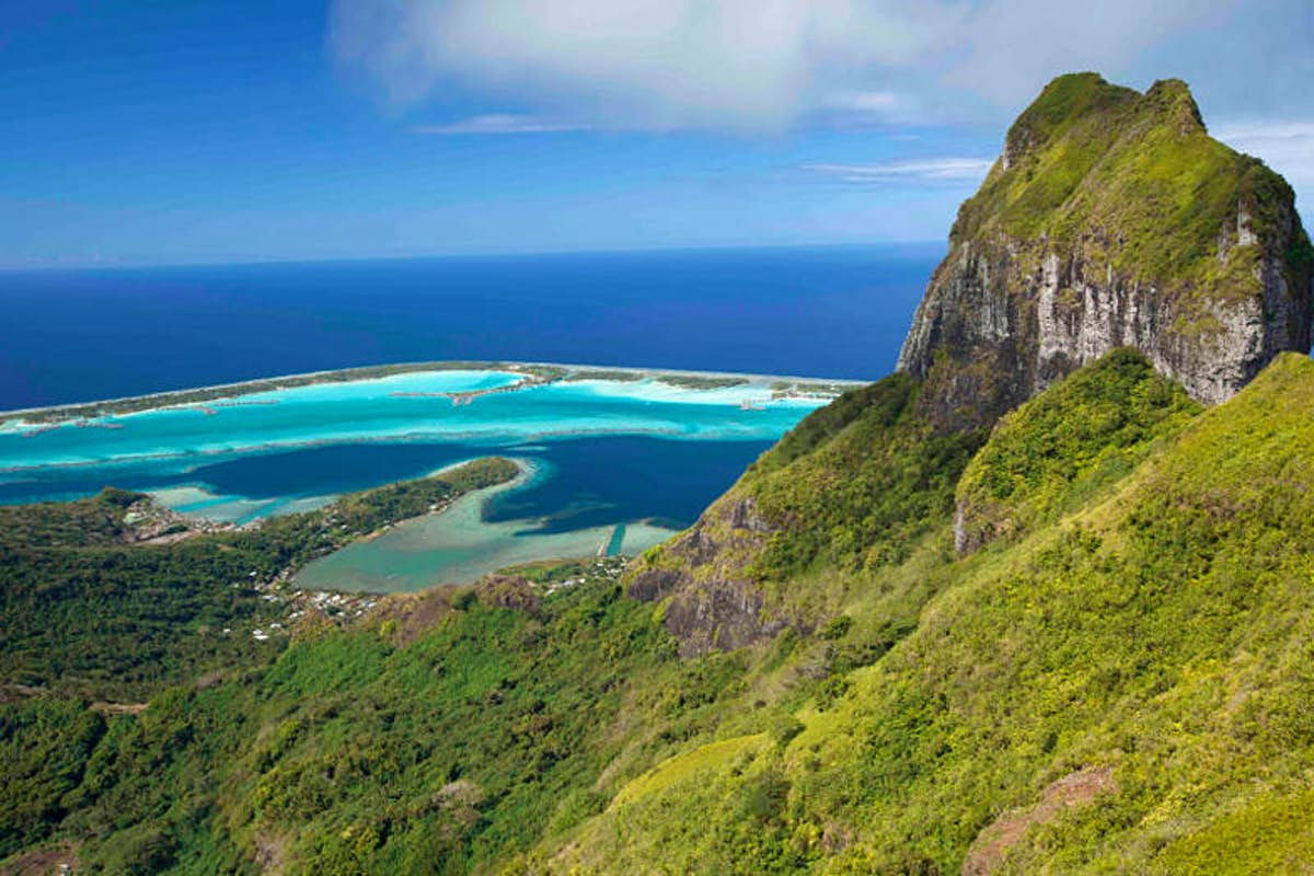 Bora Bora Beyond The Beach Lonely Planet