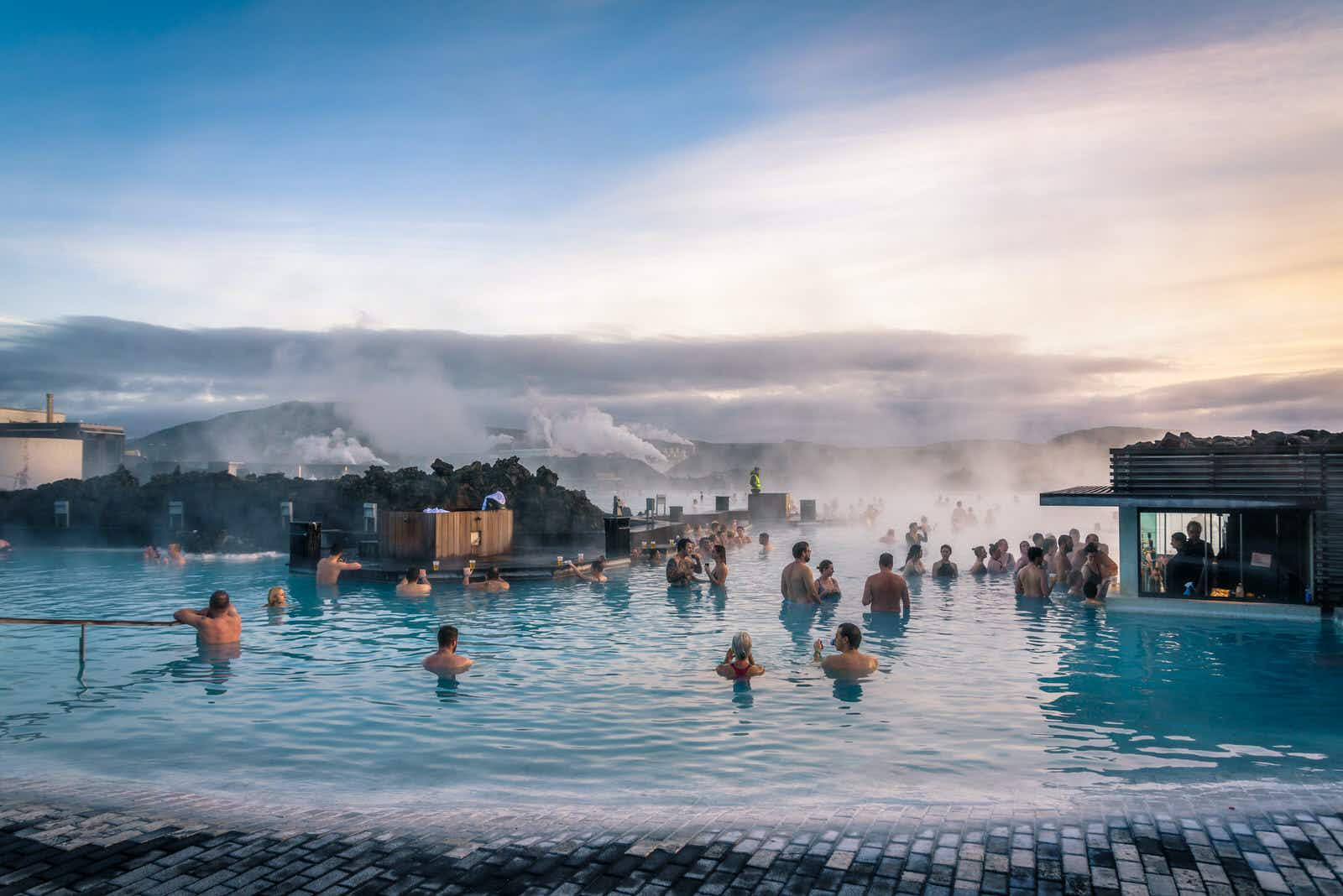 Natural Jacuzzi Iceland.Europe S Hot Springs 20 Of The Best Spots For A Soak