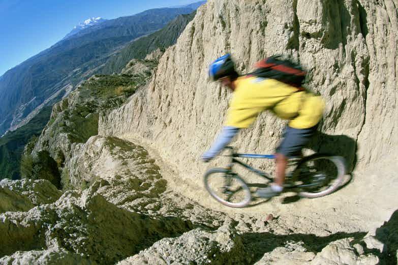 Ten of the world's toughest bike rides