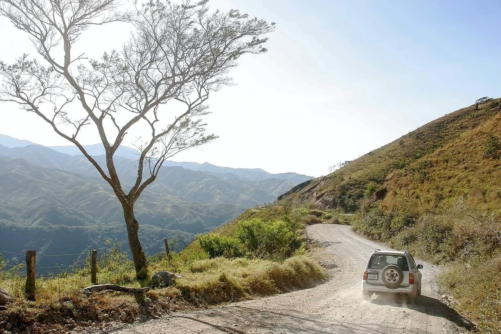 Top five nerve-shredding road trips in Costa Rica