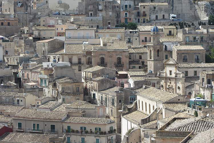 Opening up the secrets of southeastern Sicily