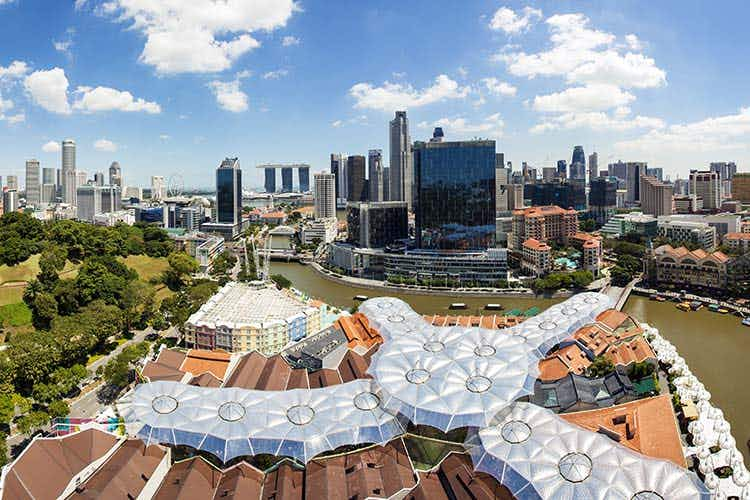 Escape the mall: the green spaces of Singapore