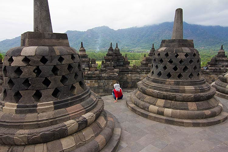 Borobudur, a vision of the cosmos in stone. Image by Stuart Butler / Lonely Planet.