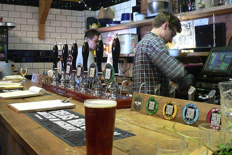 A craft beer lover's guide to London