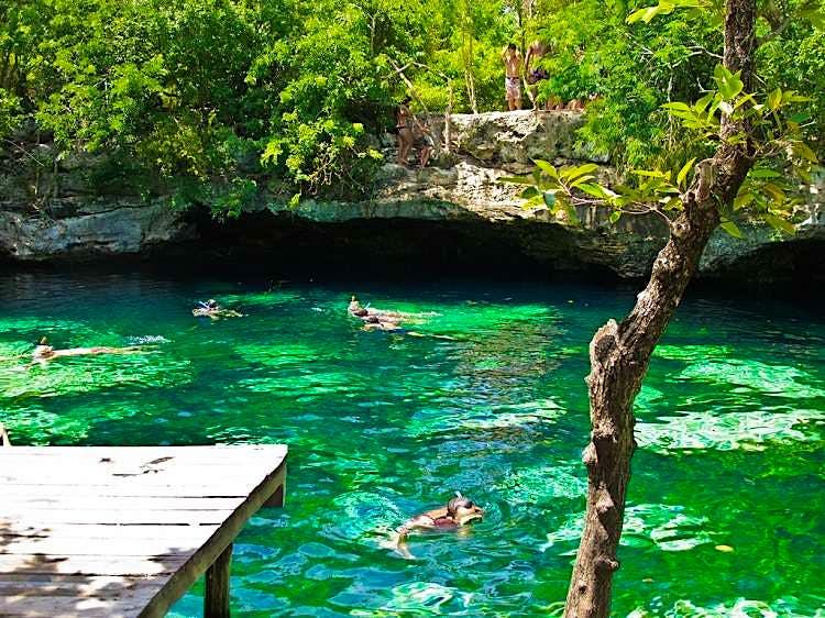 Secret swims: the cenotes of Mexico's Yucatan Peninsula