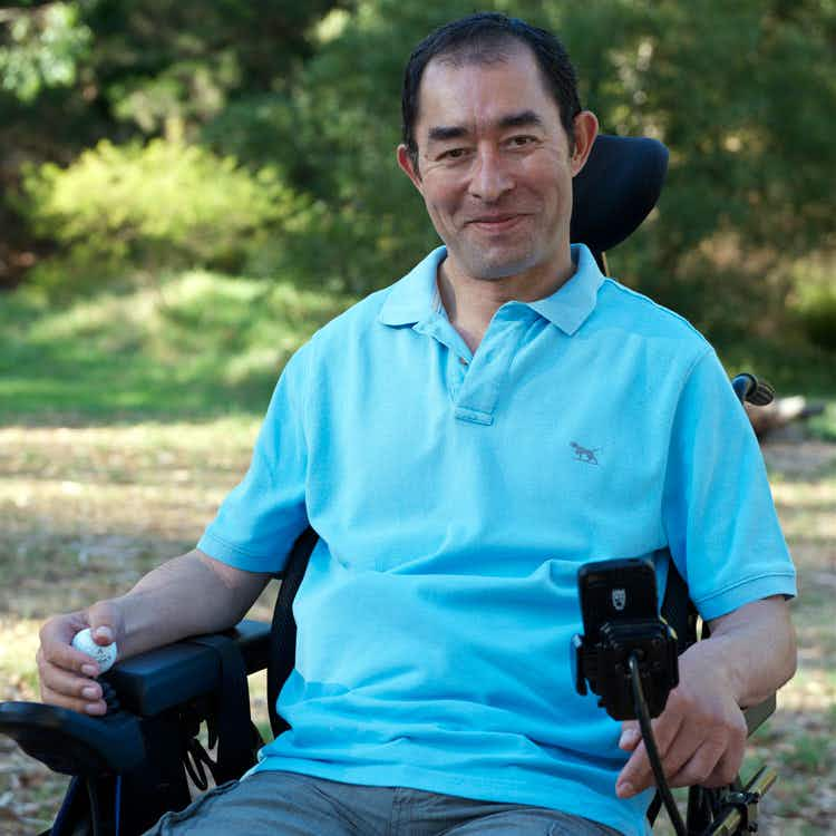 Meet Martin Heng, Lonely Planet's Accessible Travel Manager