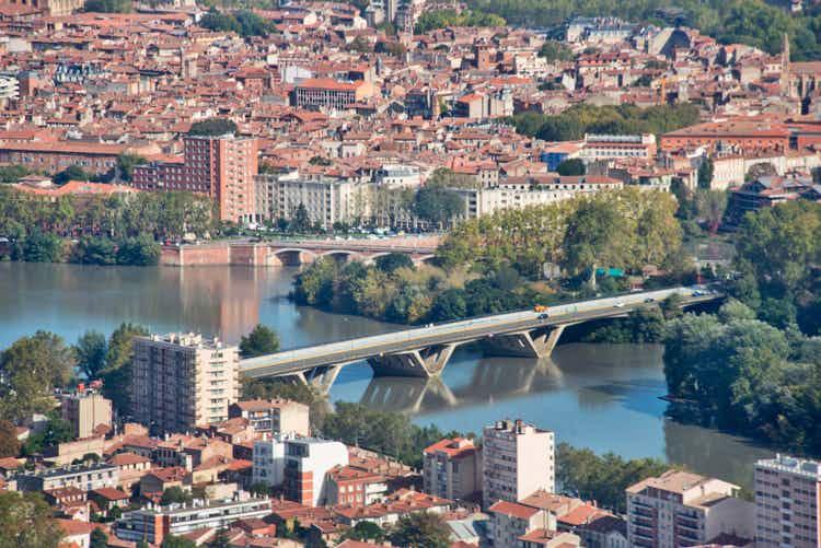 Toulouse: la vie en rose in France's pink city