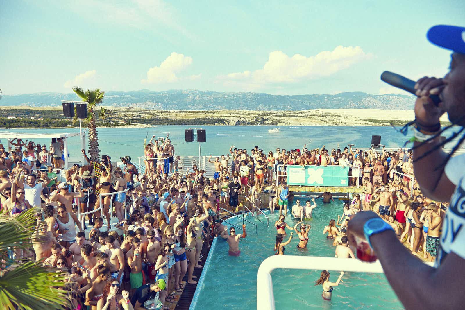 Croatia's best music festivals