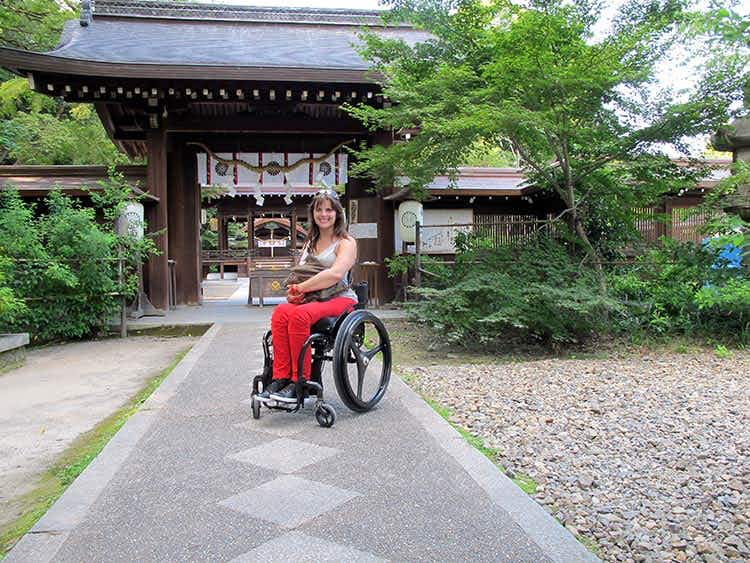 How to travel Japan in a wheelchair