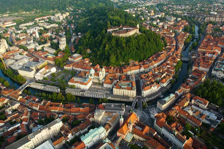 Ljubljana: a small but beautiful capital