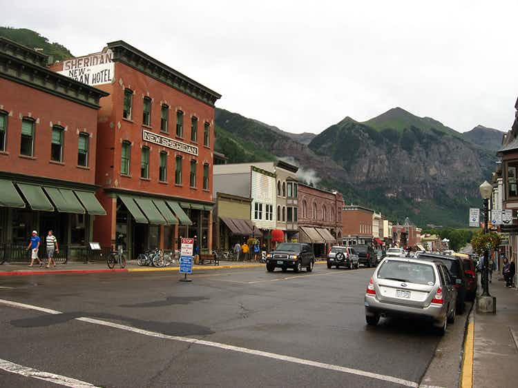 The festival goer's guide to Telluride