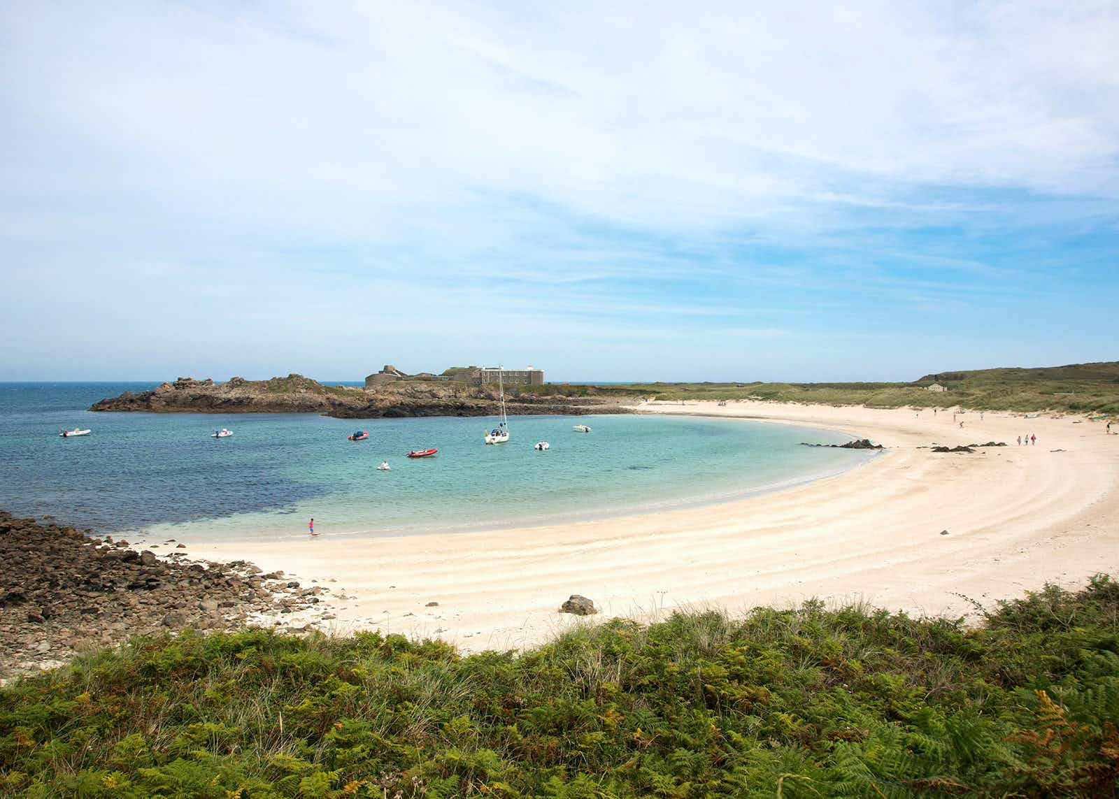 Alderney, Sark and Herm: exploring the lesser-known Channel Islands