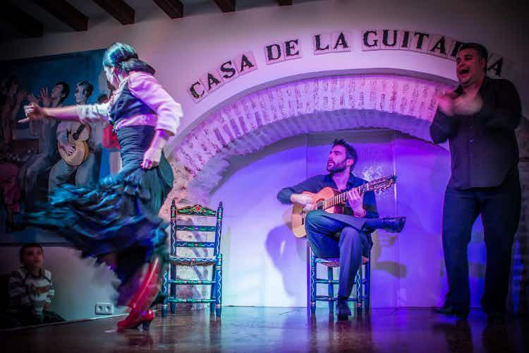 Spain's flamenco renaissance