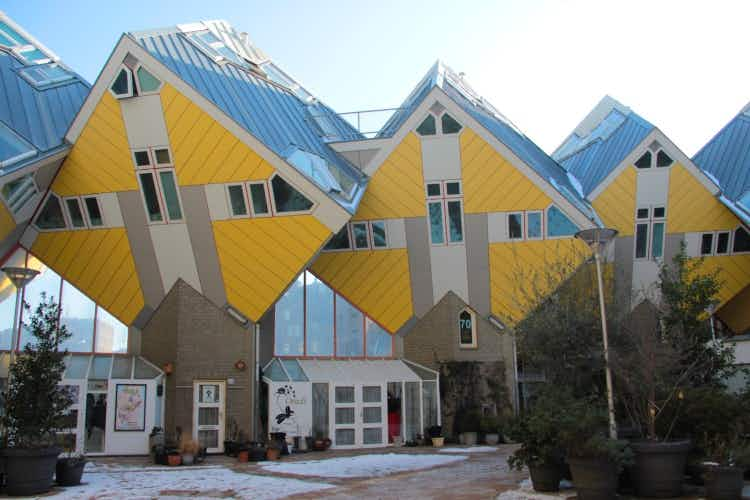 Five reasons to visit Rotterdam