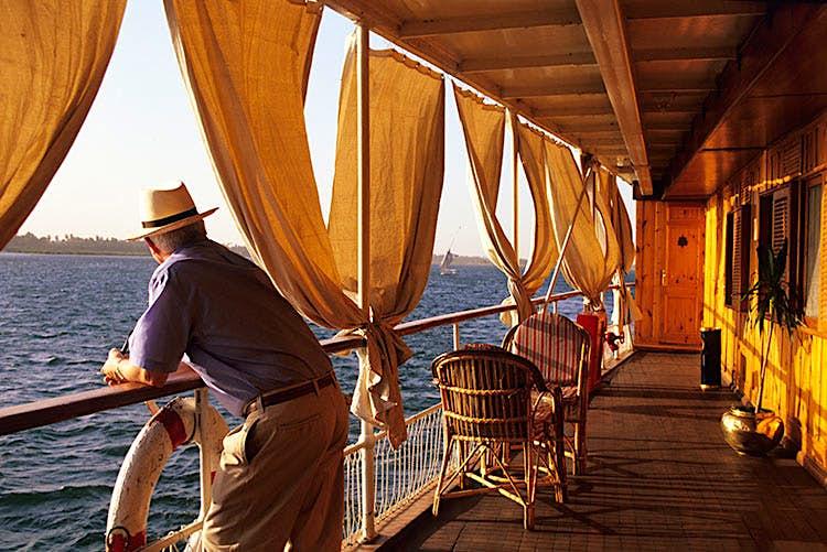Seven cruise journeys that evoke a lost era