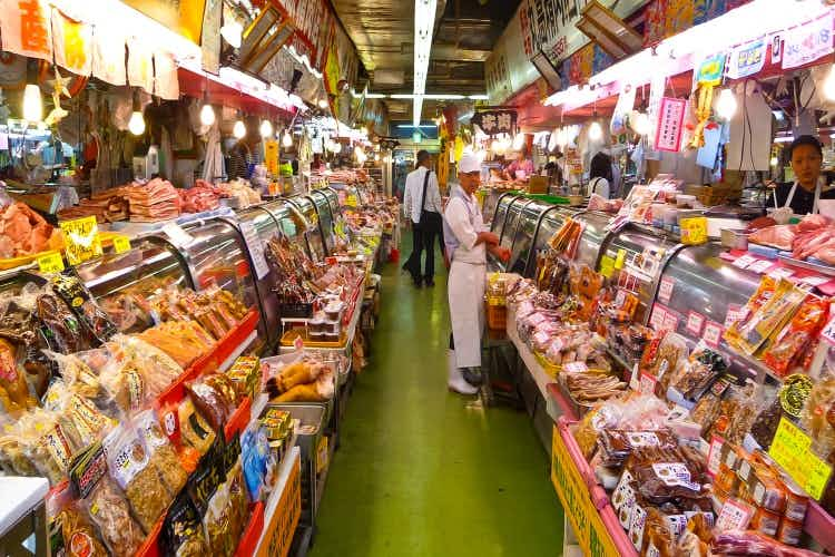 The tastes of Okinawa: food and drink in Japan's Southwest Islands