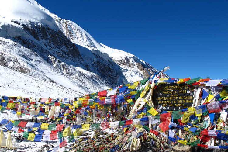 Trekking Nepal's most hair-raising passes