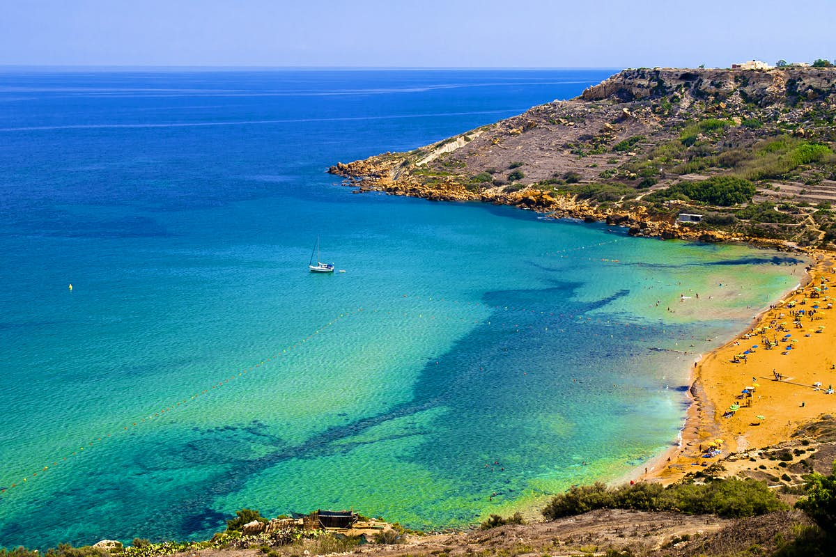 Malta and Gozo's best beaches - Lonely Planet