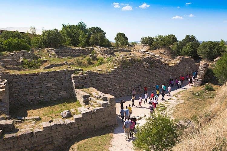 A Thracian journey: Edirne, Gallipoli and Troy