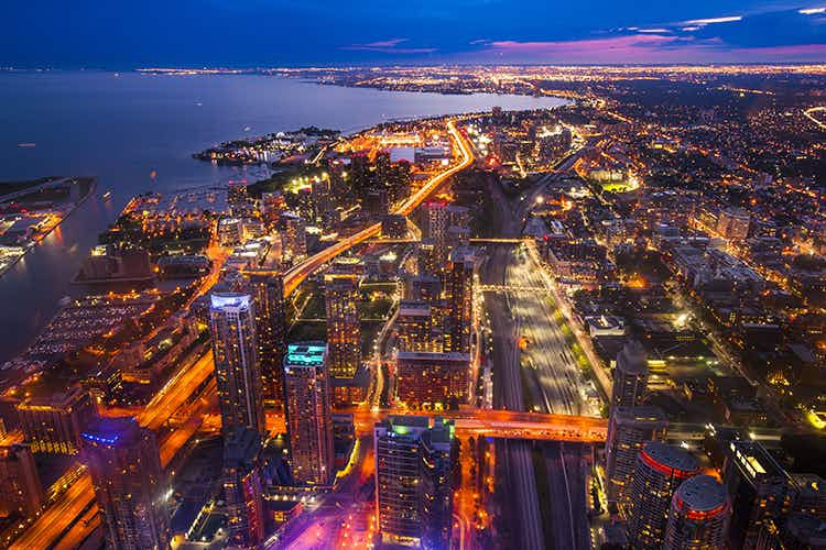 Seven reasons to visit Toronto now
