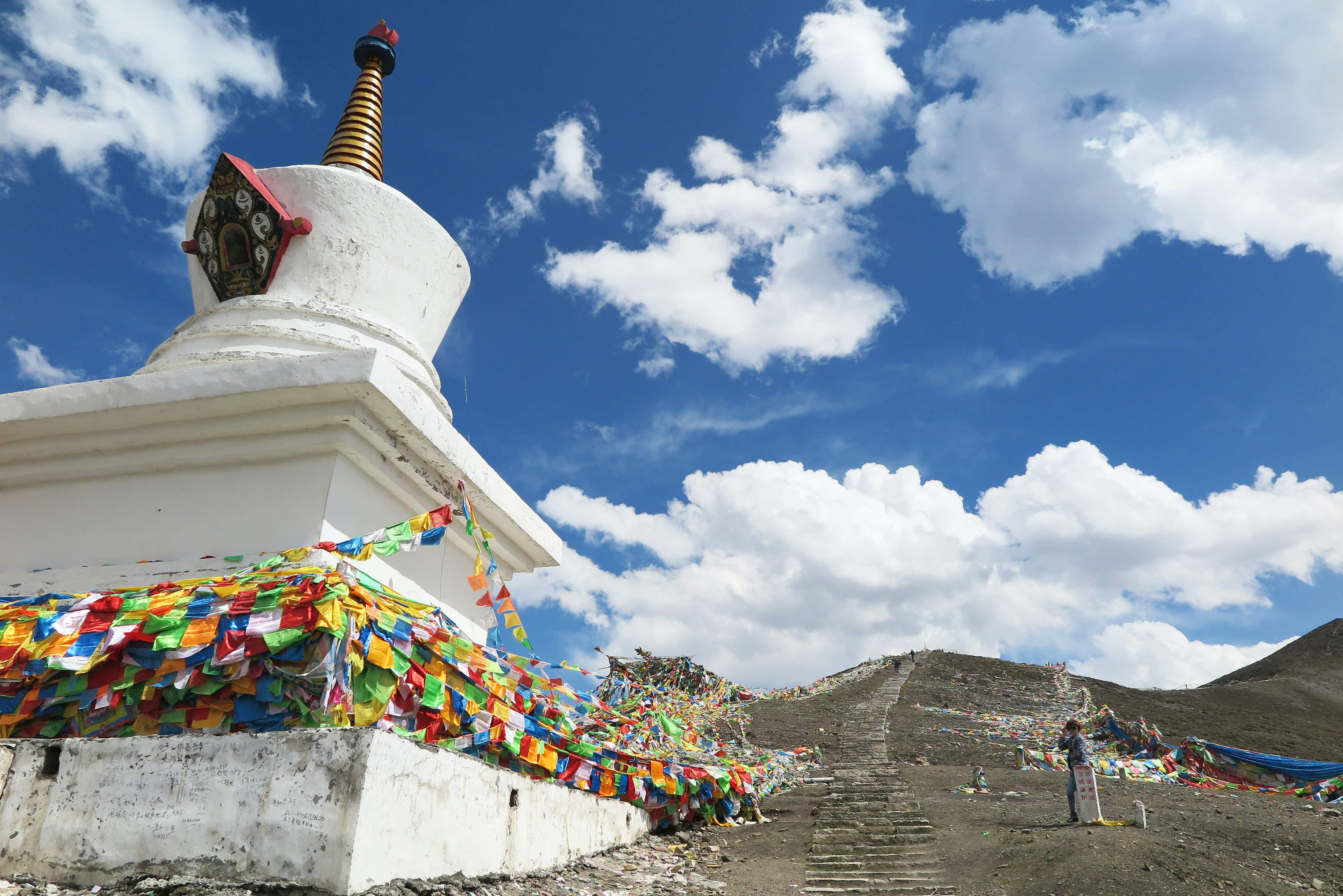 Another view from the roof of the world: alternative Tibet in Sichuan