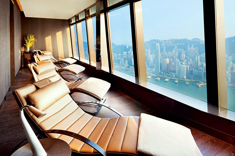 Serene in the city: relaxing in Hong Kong's best spas