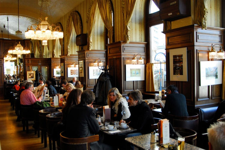 Coffee House Culture In Vienna Where To Get Your Caffeine Hit Lonely Planet