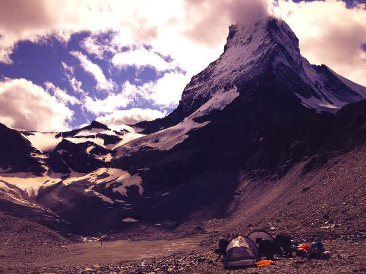 Get up close to the Matterhorn in Zermatt