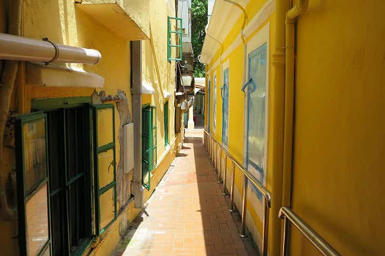 Secret Macau: dives, designers and stilt houses
