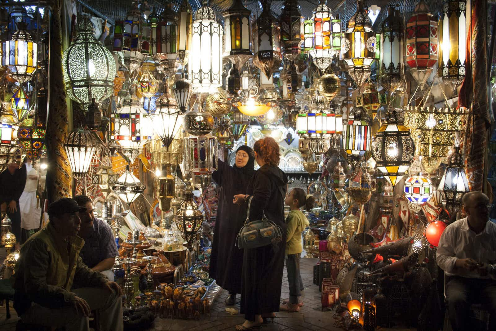 Treasure hunting: where to shop in Marrakesh - Lonely Planet