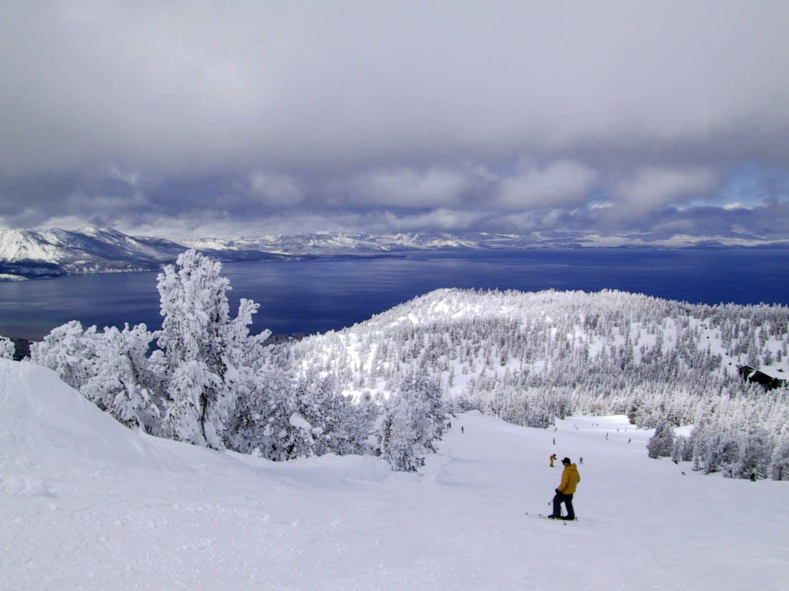 Where to hit the slopes in California
