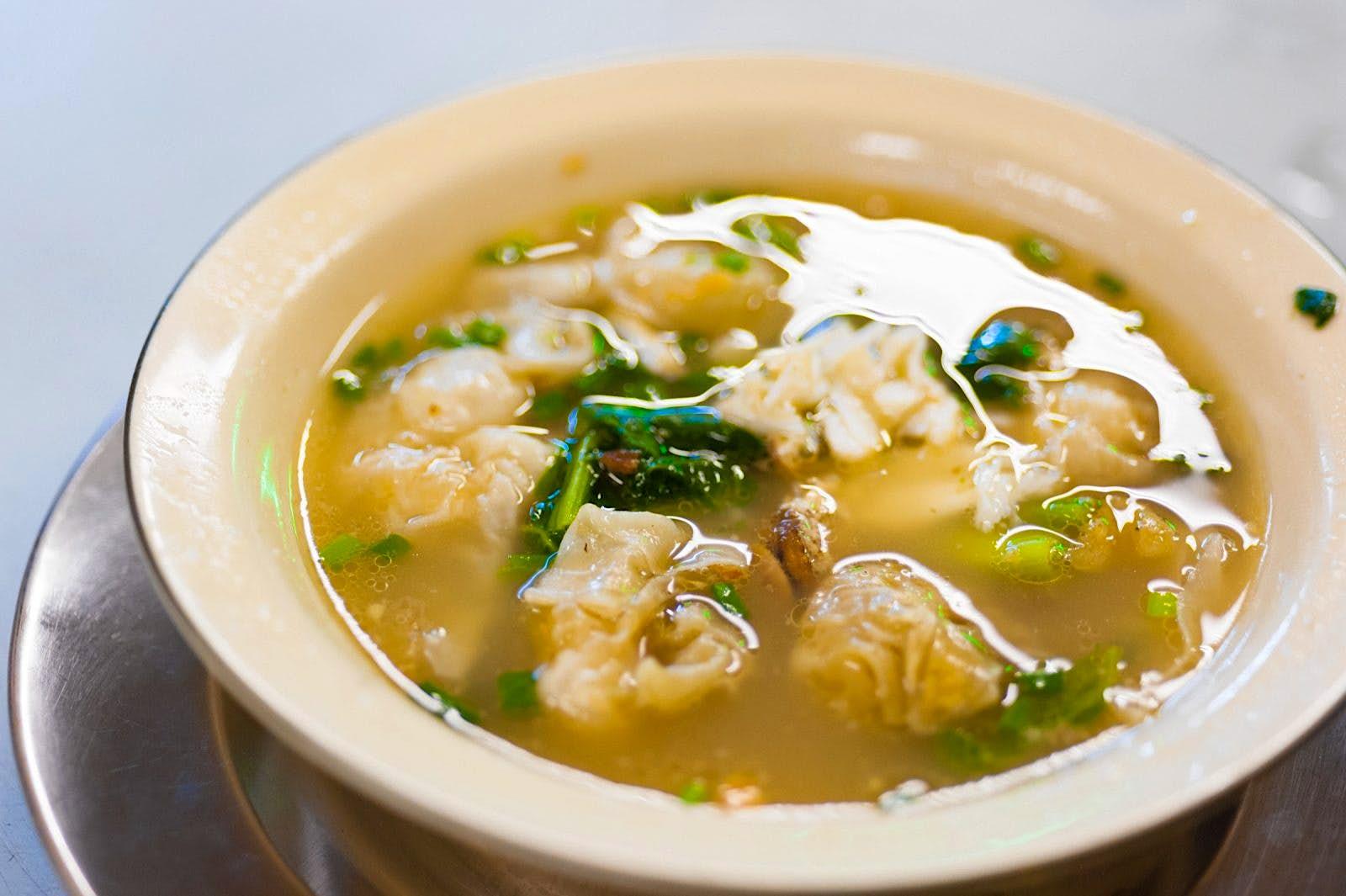 أشهر المأكولات التايلاندية في بانكوك