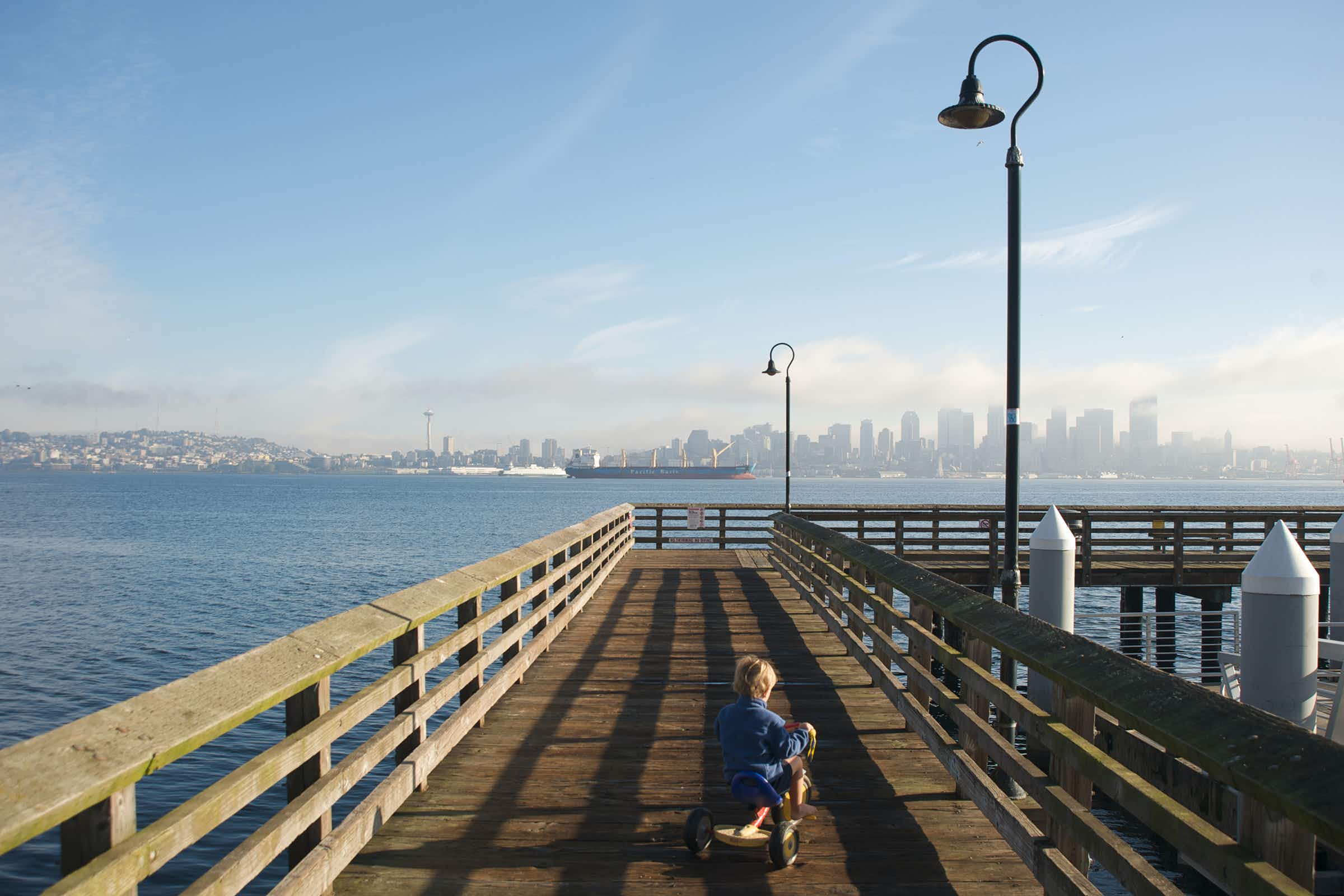 Seattle with kids: top family activities
